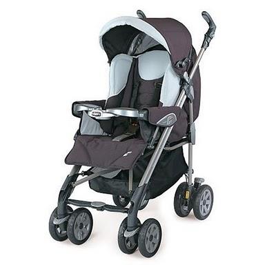 Carrinho de bebê agora pode comprar no exterior