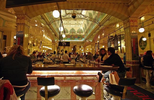 Viajante Gourmet: Boas compras e refeições surpreendentes na Harrods, em Londres!