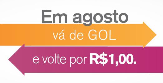 Próxima viagem: Promoção de Passagens por R$ 1,00 na Gol e Azul nesse fim de semana!